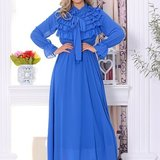 Rochie Lunga Italy Adonia Blue